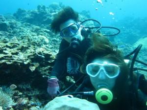 沖縄 ダイビング 慶良間 クマノミ