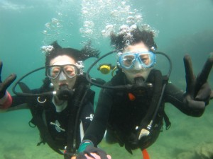 沖縄 ダイビング 砂辺