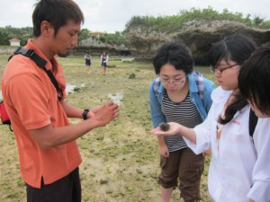 沖縄 ネイチャーワークス リーフトレイル