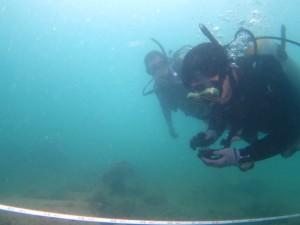 沖縄 ダイビング アドヴァンス