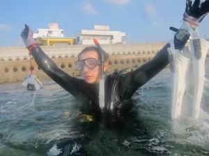 沖縄 ダイビング PADIアドバンス講習