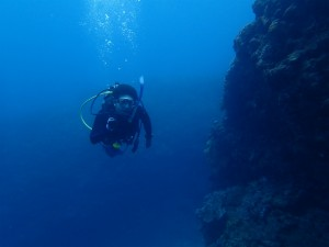沖縄 ダイビング PADI 講習 オープンウォーター