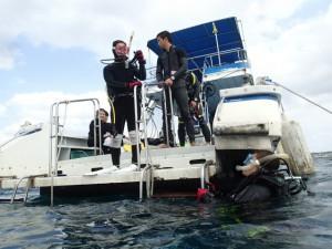 沖縄 ダイビング PADI オープンウォーターライセンス