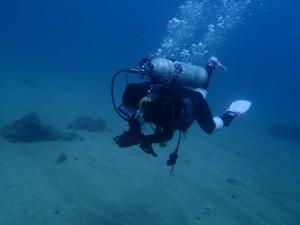 沖縄 ダイビング AOW ライセンス講習