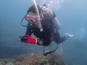 沖縄 ダイビング アドヴァンス FUN