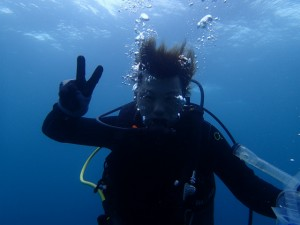 沖縄 ダイビング オープンウォーター講習