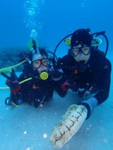 沖縄 ダイビング 慶良間 FUN ファン 体験