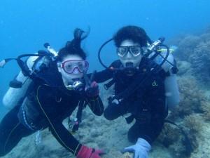 沖縄 ダイビング 本島近海 体験