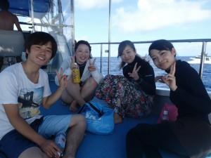 沖縄 ダイビング 慶良間 FUN AOW講習 PADI