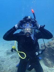 沖縄 ダイビング オープンウォーター 講習