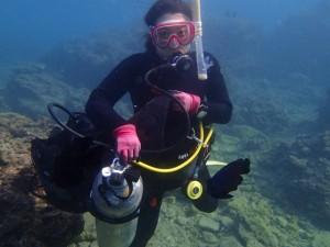 沖縄 ダイビング ライセンス講習 OWDコース