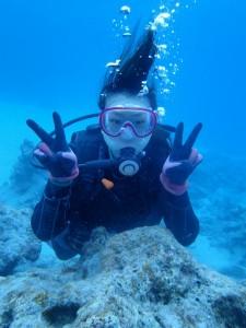 沖縄 ダイビング 慶良間 体験ダイビング スノーケリング
