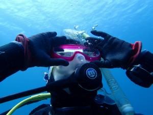沖縄 ダイビング ライセンス講習 OWD 砂辺