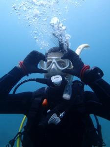 沖縄 ダイビング OWD講習 砂辺