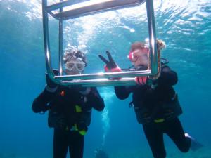 沖縄 ダイビング 体験ダイビング FUNダイビング アルファダイブ沖縄
