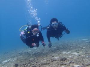 沖縄 ダイビング 真栄田岬 FUNダイビング 体験ダイビング
