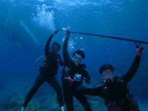 沖縄 体験ダイビング慶良間