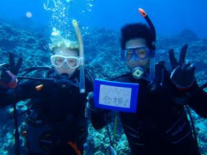 沖縄 ダイビング 講習