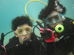 沖縄 ダイビング 近海ボート 体験ダイビング