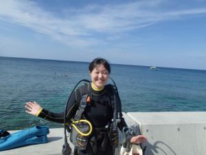沖縄 ダイビング OWDコース PADIライセンス