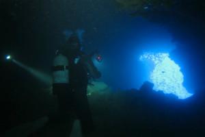 沖縄 ダイビング ドリームホール