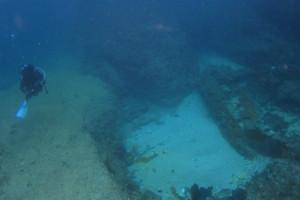 沖縄 ダイビング 戦車