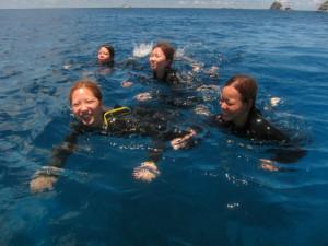 沖縄 ダイビング講習