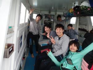 沖縄 ダイビング 近海ボート 体験ダイビング FUNダイビング