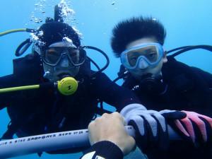 沖縄 ダイビング 大浦湾 辺野古 体験ダイビング