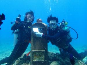 沖縄 体験ダイビング 砂辺
