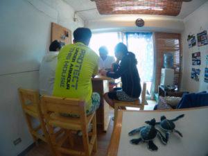 沖縄 ダイビング ライセンス講習 OW