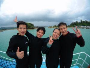 沖縄 体験ダイビング 真栄田