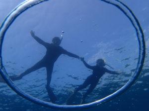 沖縄 ダイビング 砂辺 スノーケリング