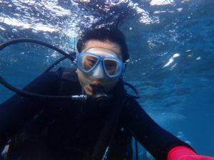 沖縄 砂辺 体験ダイビング