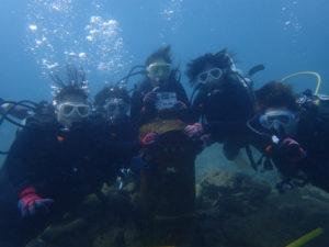 沖縄 ダイビング 北谷砂辺 体験ダイビング