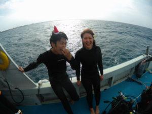 沖縄 近海 イナンビシ 体験ダイビング ダイビング