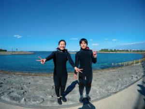 沖縄 那覇 那覇シーサイドパーク 体験ダイビング ダイビング