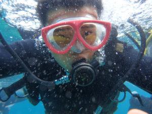 沖縄 砂辺 北谷 ダイビング 体験ダイビング