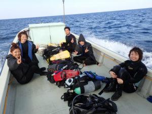 沖縄 ダイビング 万座チーム