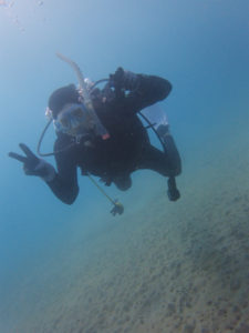 沖縄 ダイビング PADI ライセンス OWD講習 アルファダイブ