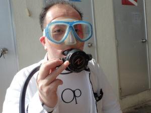 沖縄 ダイビング 北谷町砂辺 体験ダイビング アルファダイブ