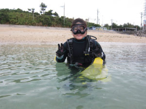 沖縄 ダイビング ビーチ