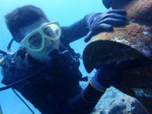 沖縄 北谷 砂辺 ダイビング 体験ダイビング