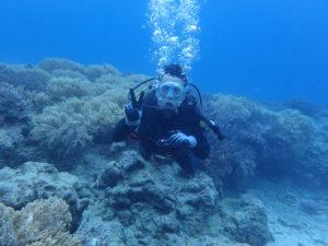 沖縄 嘉手納 西海岸 ボートダイビング 体験ダイビング ダイビング