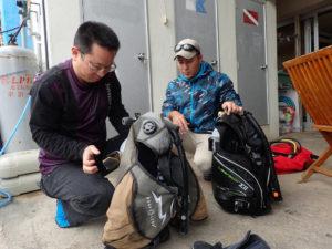 沖縄 砂辺 北谷 ダイビング OWDC PADI 講習