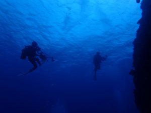 沖縄 万座 恩納村 ダイビング ボートダイビング ファンダイビング