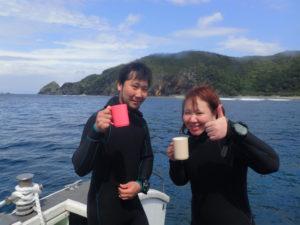 沖縄 慶良間 慶良間諸島 ダイビング ボートダイビング 体験ダイビング OW講習 PADI