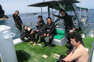 沖縄 慶良間 慶良間諸島 ダイビング ファンダイビング ボートダイビング 北谷