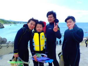 沖縄 ゴリラチョップ スノーケル シュノーケル