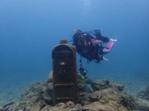 沖縄 北谷 砂辺 ダイビング ファンダイビング ボートダイビング ドリフトダイビング